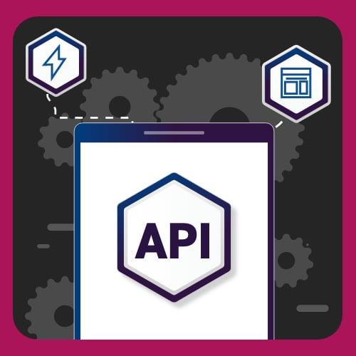 simplified API flow chart