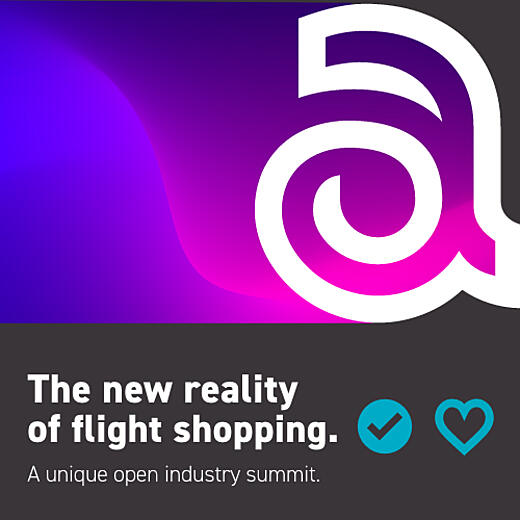 The new reality of flight shopping - a unique open industry summit.