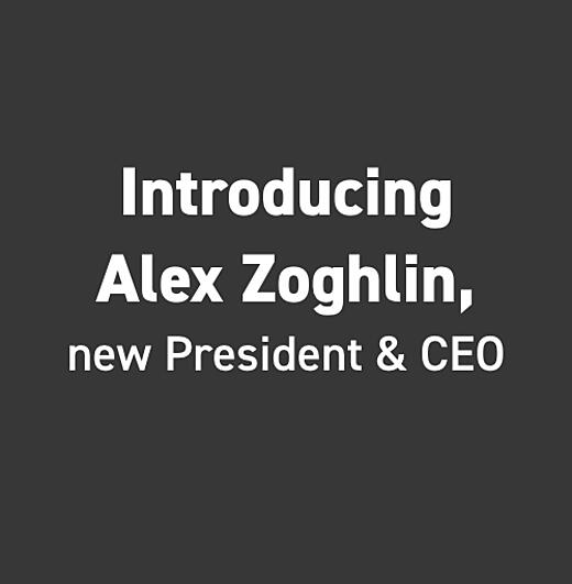 Introducing Alex Zoghlin, ATPCO's new President and CEO