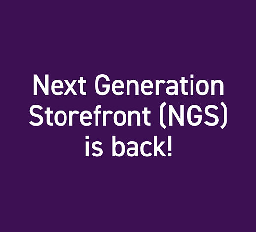 NGS RELAUNCH