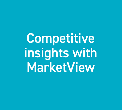 Marketview Competitive Insights