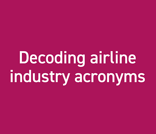 Decoding Industry Acronyms
