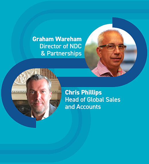 Interoperability: Graham Wareham and Chris Phillips