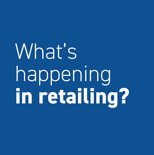 What's happening in retailing?
