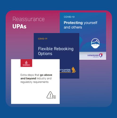 Reassurance UPAs